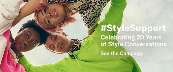 #StyleSupport
