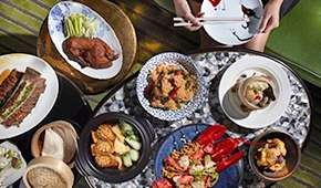 Madame Fan - Lunch and Dinner A La Carte Menu from $6++