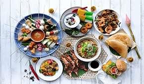 Sky22 - Penang Street Fare – Dinner Buffet @$56++ per pax only