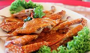 Changi Beach Seafood Paradise Restaurant - 50% OFF Sunday Lunch Buffet at $19.90++ per adult (U.P. $39.80++)