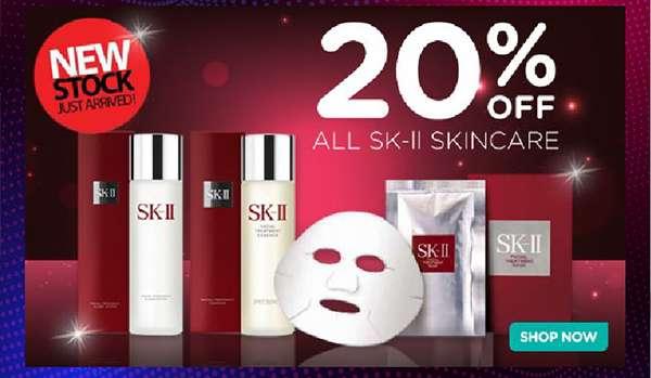 SK II Skincare