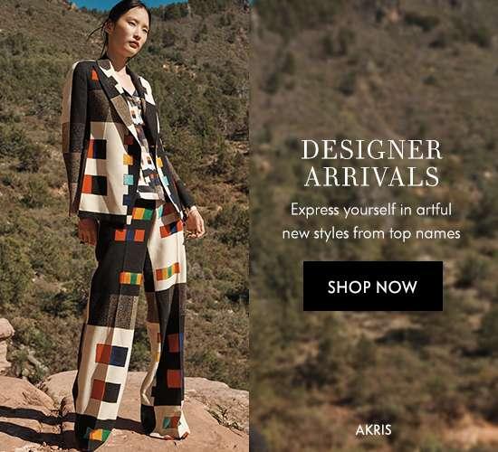 Shop Designer Arrivals