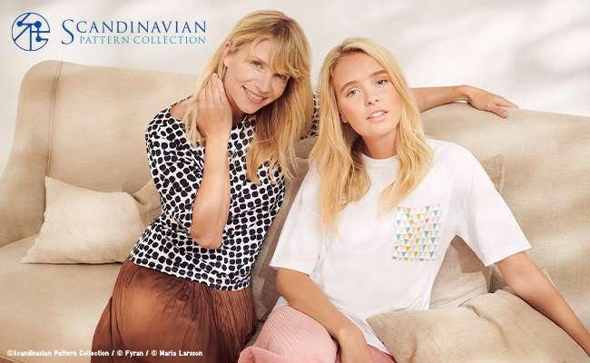 Scandinavian Pattern Collection