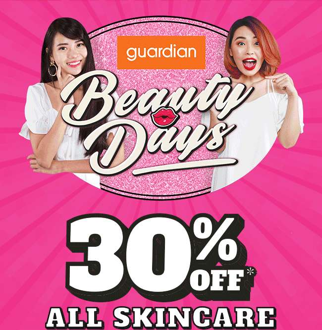 Beauty Days | 30% off ALL Skincare