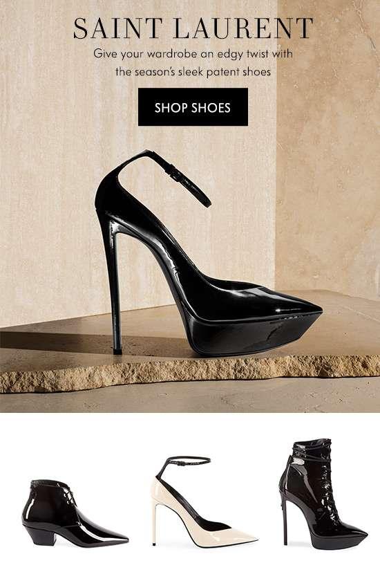 Shop Saint Laurent Shoes