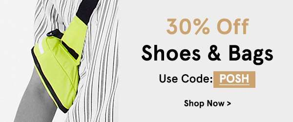 30% Off Shoes & Bags
