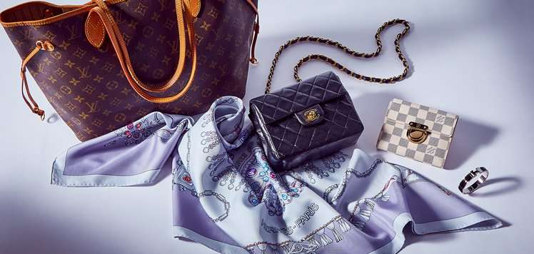 French Vintage With Louis Vuitton