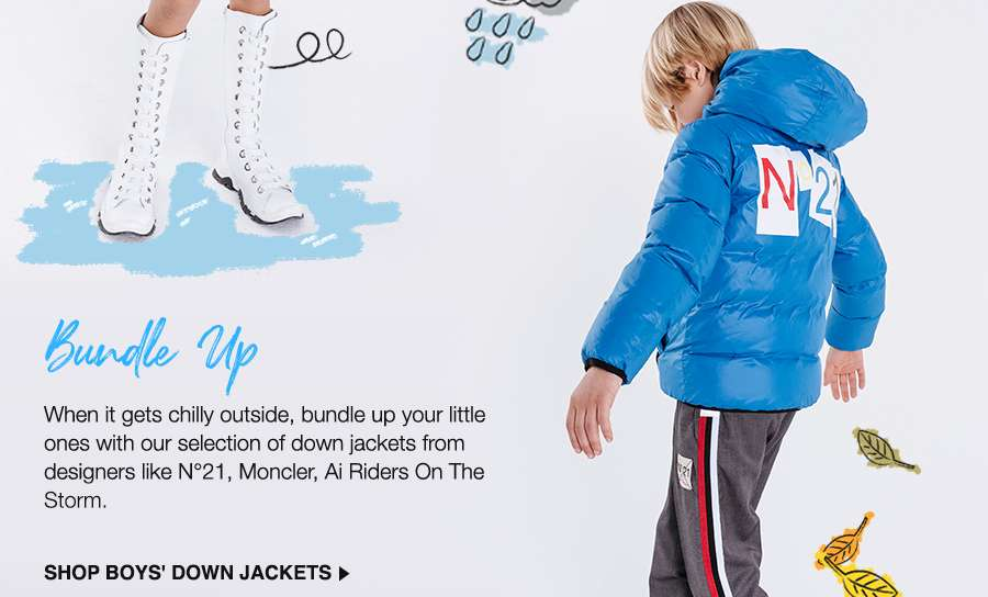 Shop jackets and coats for kids