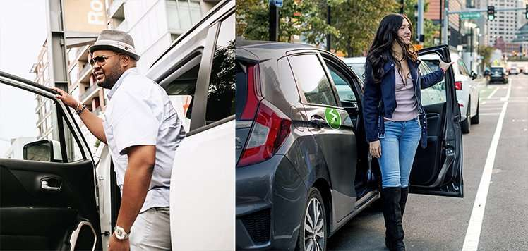 Zipcar: Up to 44% Off Car-Sharing Service