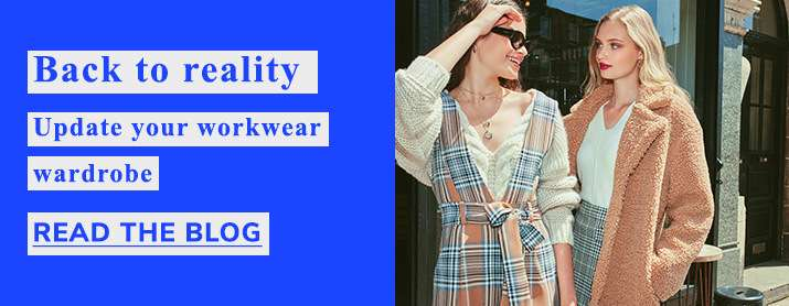 Back to reality update your wirkwear wardrobe - Read the blog