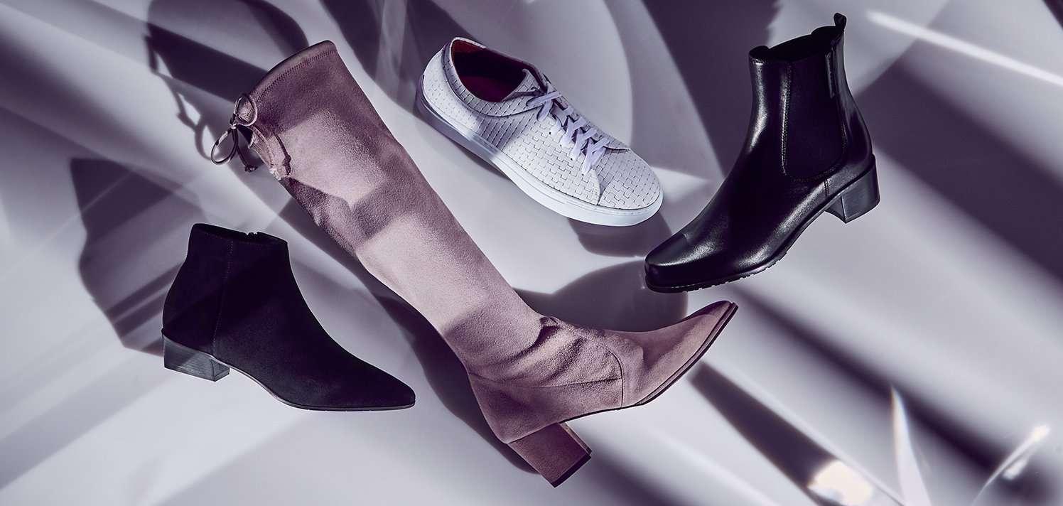 The Fall Shoe Shop