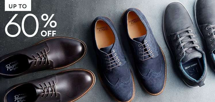 Men's Shoe Sale