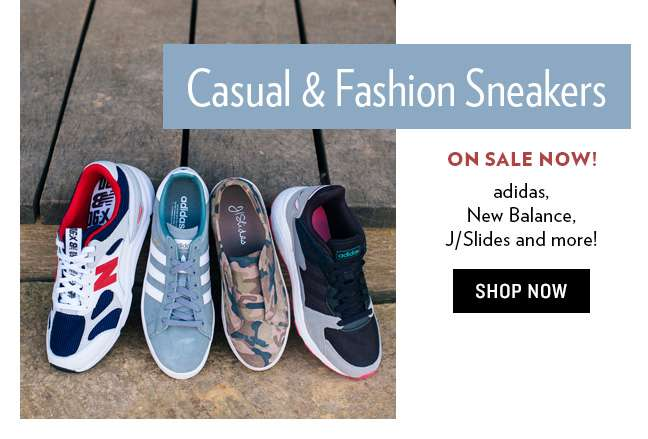 Casual & Fashion Sneakers