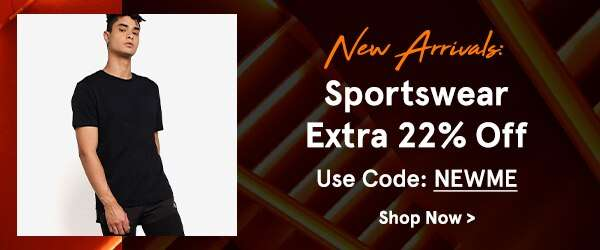 New Arrivals Sportswear Extra 22% Off