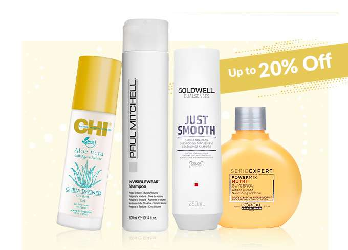 New Arrivals In Haircare
