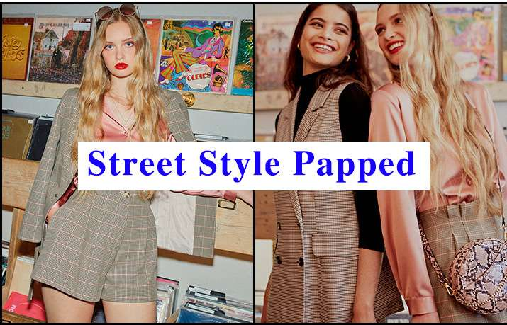 Street style papped