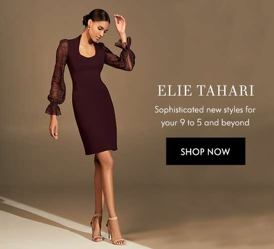 Shop Elie Tahari