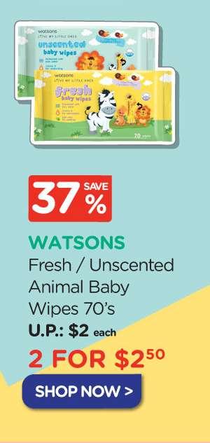 Baby Wipes 70's