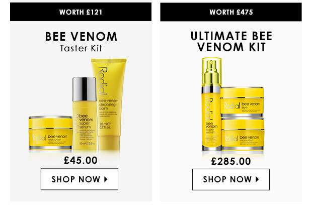 Bee Venom Taster Kit & Ultimate Bee Venom Kit