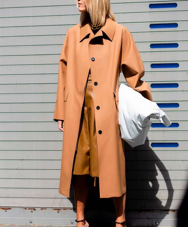 The hero coat: the trench
