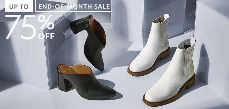 Shoe Steals