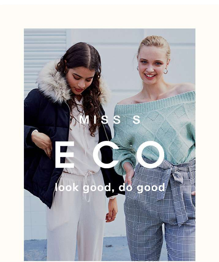 Miss s eco look good, do good - Shop miss s eco