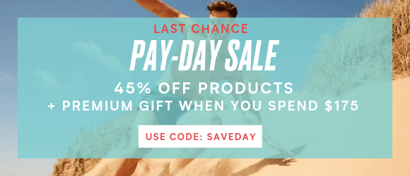 45% Off | Use Code: SAVEDAY