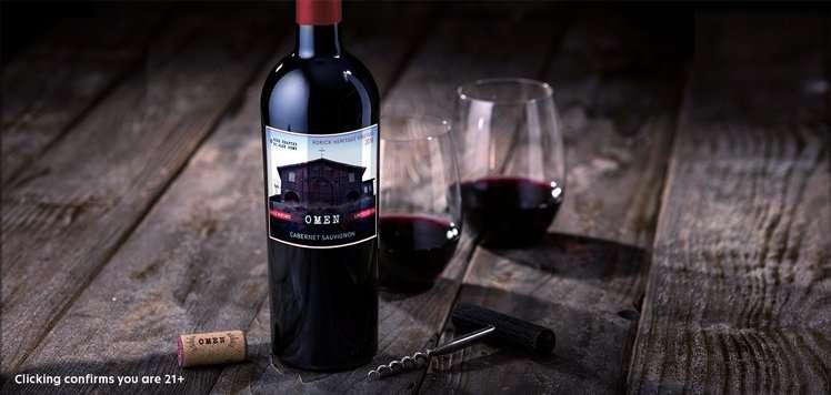 Limited-Edition Cabernet Sauvignon From Omen Wine