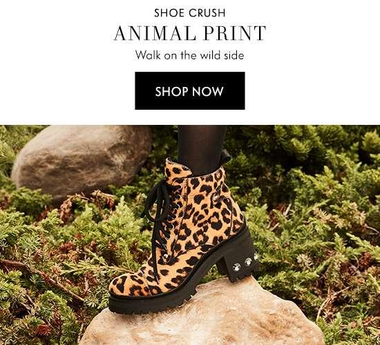Shop Animal Print Shoes