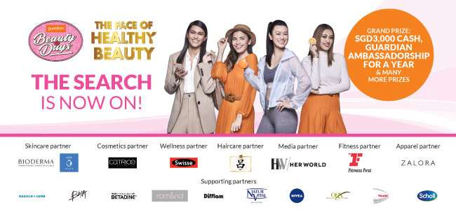 The Search is now on for The Face of Healthy Beauty!