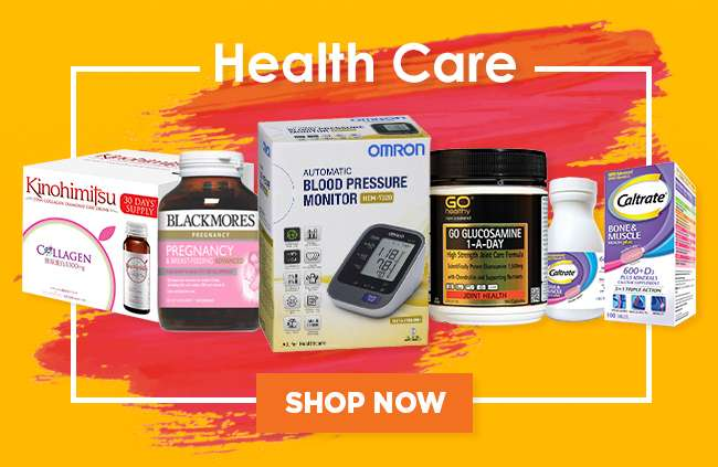 20% off Health Care